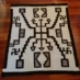 Antique Two Grey Hills Rug